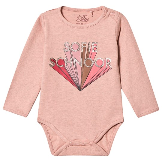 Petit by Sofie Schnoor Dicte Baby Body Rose Multi
