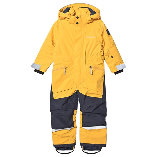 Didriksons Aslan Coverall Oat Yellow Oat Yellow