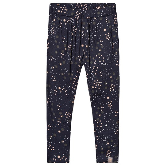Creamie Jersey Dot Pants Total Eclipse Total Eclipse