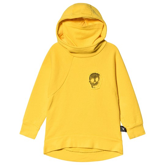 NUNUNU Ninja Sweatshirt Dusty Yellow DUSTY YELLOW