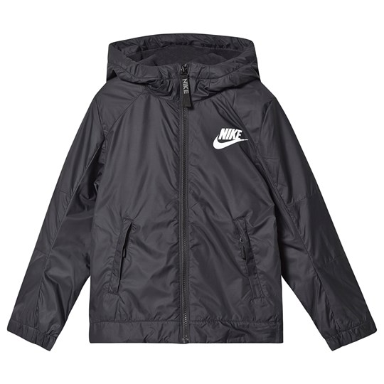 NIKE Nike Sportswear Fleece Hooded Jacket Black 010
