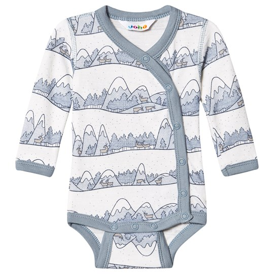 Joha Mountains Baby Body Blue MountainsB