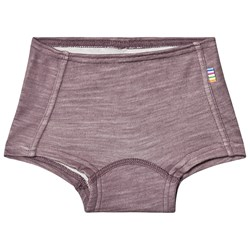 Joha Wool & Bamboo Hipsters Purple