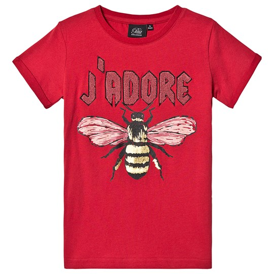 Petit by Sofie Schnoor Liva T-Shirt Red Red