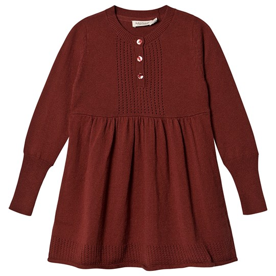 MarMar Copenhagen Dahlia Dress Wine Red Wine