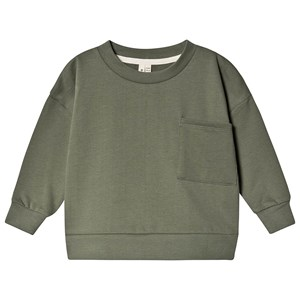 Image of Gray Label Boxy Sweater Moss 18-24 mdr (1406041)
