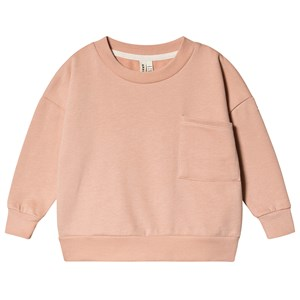 Image of Gray Label Boxy Sweater Rustic Clay 7-8 år (1406052)