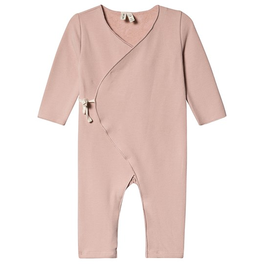Gray Label Baby Cross Over Suit Vintage Pink Vintage Pink