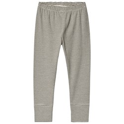 Gray Label Leggings Moss/Cream Stripe