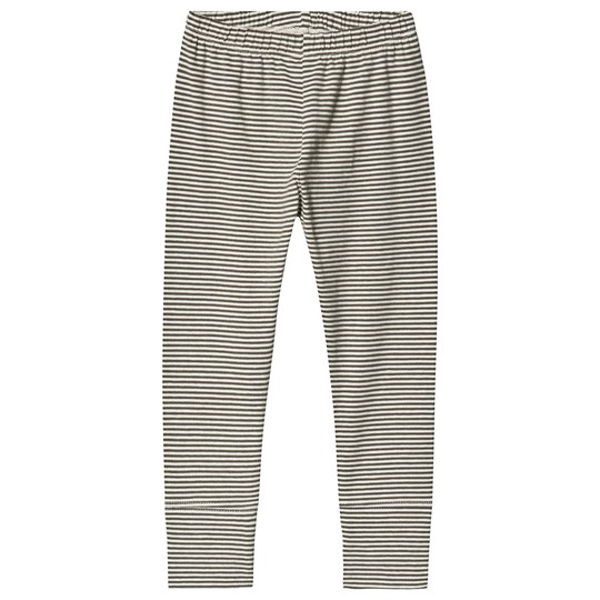 Gray Label Leggings Moss/Cream Stripe Moss/Cream Stripe