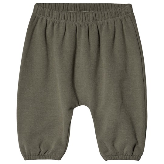 Gray Label Baby Sarouel Trousers Moss Moss