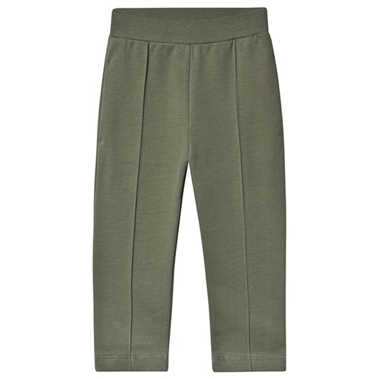 Gray Label Slim Fit Trousers Moss Moss