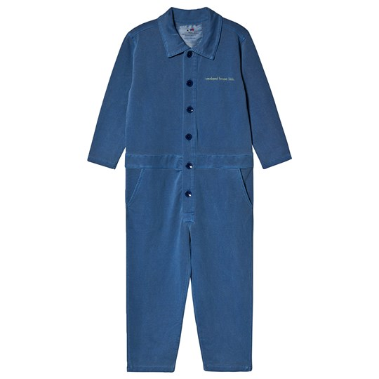 Weekend House Kids Banana Jumpsuit Blå Blue