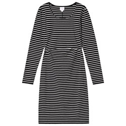 Boob Simone Long Sleeve Dress Black Tofu
