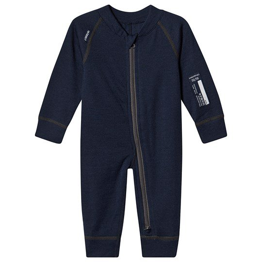 Lindberg Merino One-Piece Navy Navy