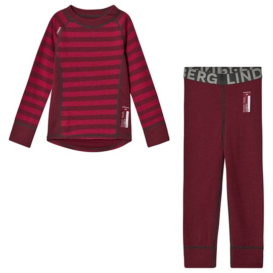 Lindberg Merino Base Layer Beet Red Beet Red