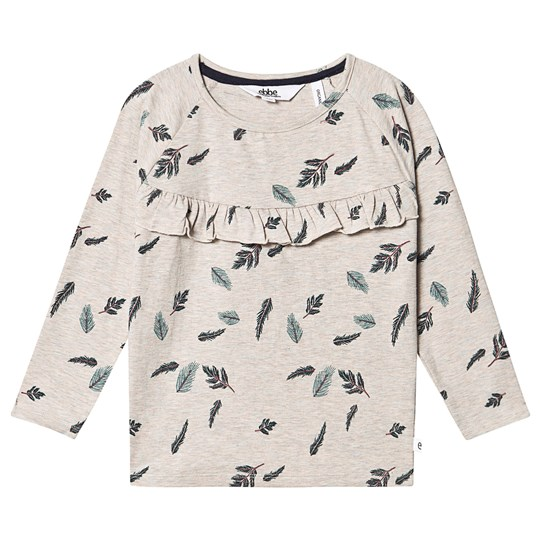 ebbe Kids Ivy Long Sleeve Tee Forest Print Forest Print