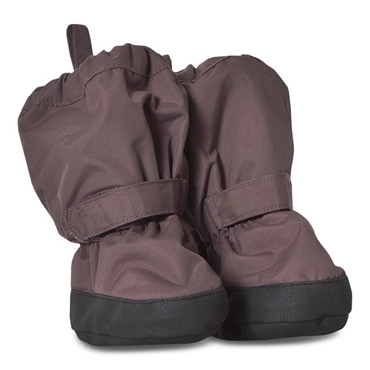 Wheat Outerwear Booties Eggplant eggplant
