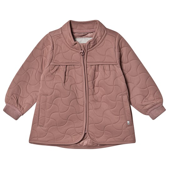 Wheat Thilde Thermo Jacket Dusty Rouge Dusty Rouge