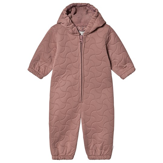 Wheat Harley Coverall Dusty Rouge Dusty Rouge