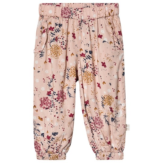 Creamie Autumn Flowers Pants Rose Smoke Rose Smoke
