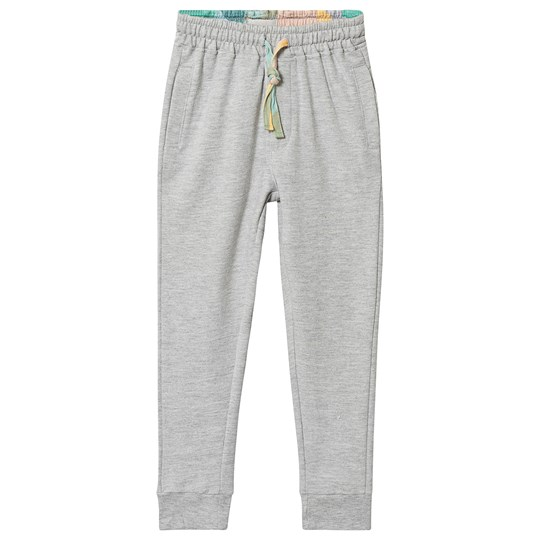 Kimba Kids Sweatpants Grey Heather Black