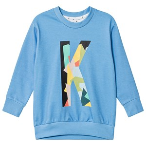 Image of Kimba Kids Logo Sweatshirt Blå 9-10 years (1447267)