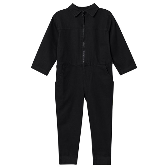 Yporqué Idea Jumpsuit Sort Black