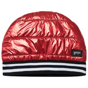Image of Yporqué Metal Puffer Hat True Red One Size (1409526)