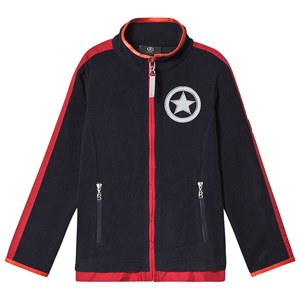Image of Bogner Matti Full Zip Fleece Jakke Marineblå M (6-7 years) (1399420)