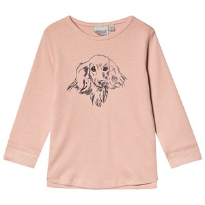 Image of Wheat Hund Tee Misty Rose 86 cm (1-1,5 år) (1469532)
