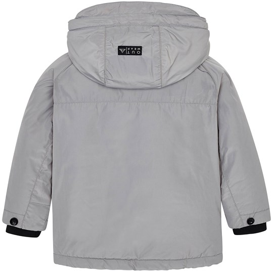 Mayoral Padded Jacket Grey 59