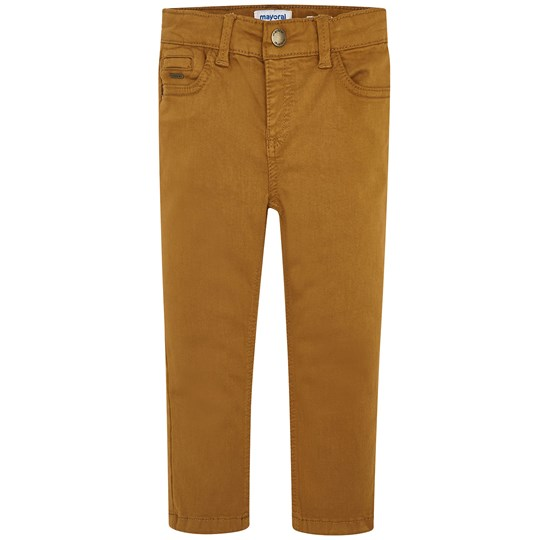 Mayoral Slim Chinos Tan 13