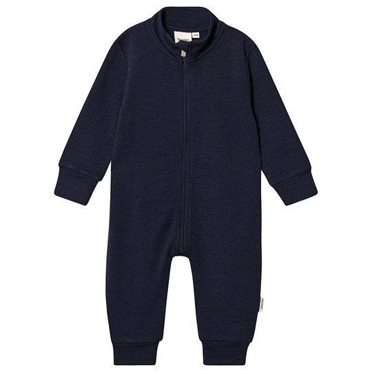Kuling Wool Terry One-Piece Navy