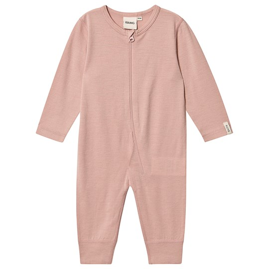 Kuling Wool One-Piece Pink