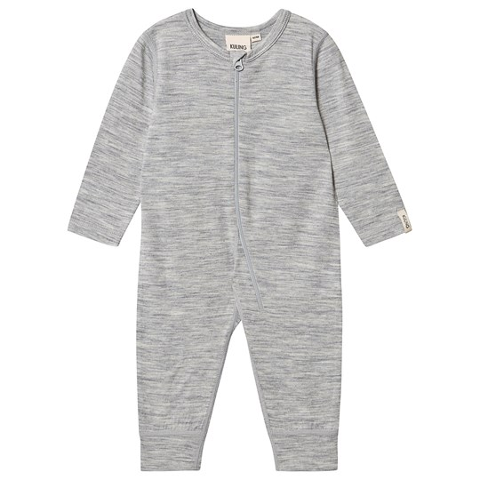Kuling Wool One-Piece Grey Melange