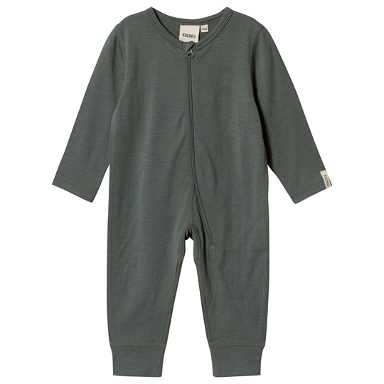 Kuling Wool One-Piece Green