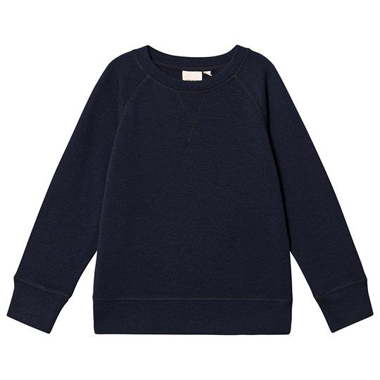 Kuling Wool Sweatshirt Navy
