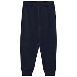 Kuling Wool Terry Pants Navy
