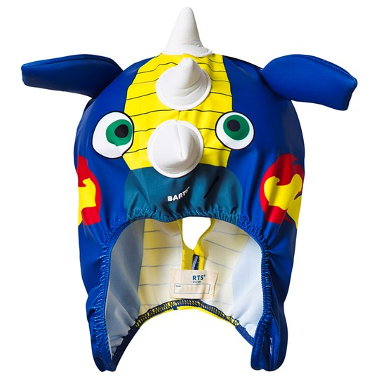 Barts 3D Helmet Cover Monster Blue 04