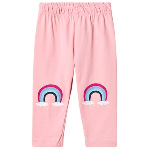 Image of Hatley Brilliant Rainbows Infants Leggings Pink 3-6 months (1359258)