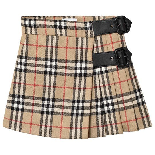 Burberry Vintage Check Toddler Skirt Archive Beige ARCHIVE BEIGE CHK 3Y