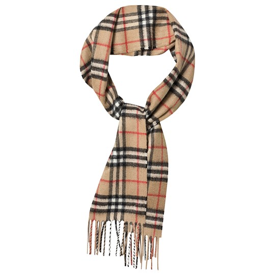 Burberry Vintage Check Scarf Archive Beige ARCHIVE BEIGE