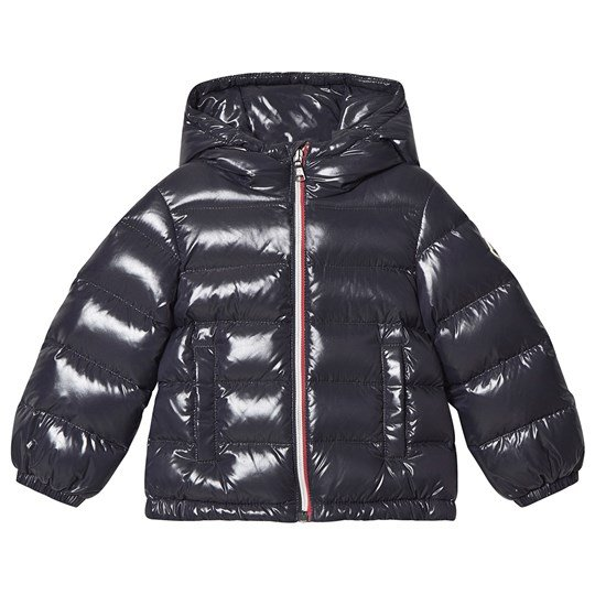 Moncler New Aubert Down Jacket Navy 742