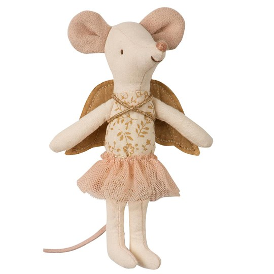 Maileg Angel Mouse Pink