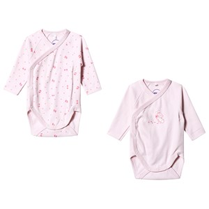 Bilde av Absorba 2-pack Baby Body Pink Newborn