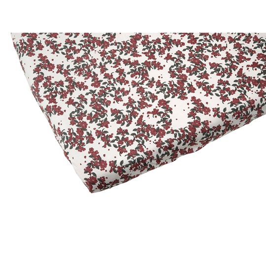 garbo&friends Adult Fitted Sheet Cherrie 90 x 200 Multi