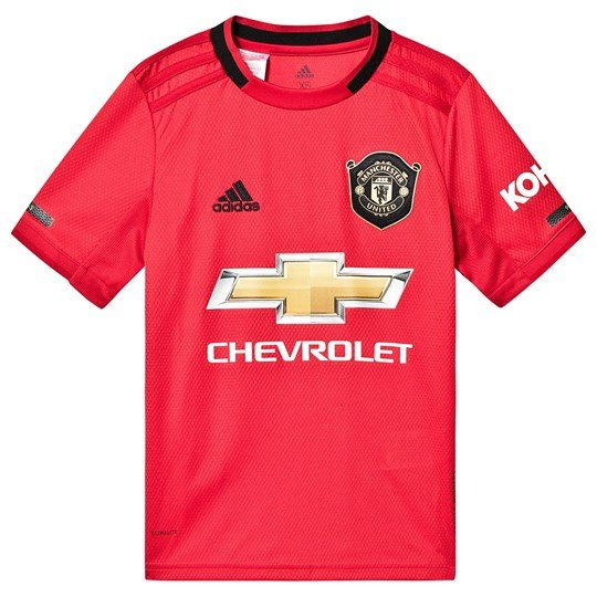 Manchester United Manchester United ´19 Hjemmebanetrøje Real Red Real Red