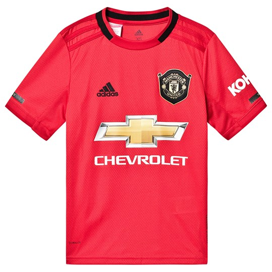 Manchester United Manchester United ´19 Home Shirt Real Red Real Red