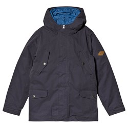 Joules 3 in 1 Hudson Parka Navy